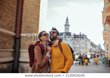 Couple on a romantic getaway Stock photo © photography33