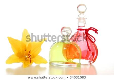 pimenta · dentro · laranja · vida · genético - foto stock © oneinamillion