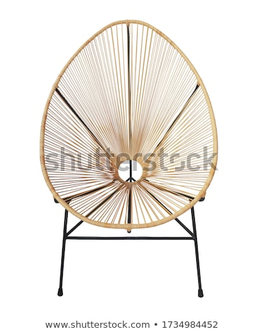 Patio chair Stock photo © zzve