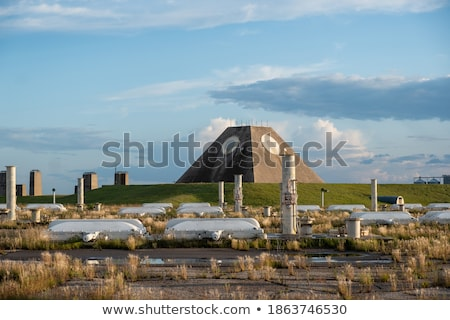 Field of Missiles Stock photo © xochicalco