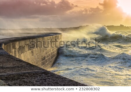 Sea wall Stock photo © Undy