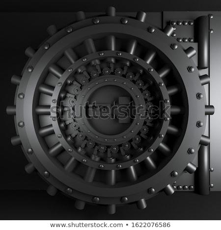 パスワード · 保護された · ダイヤル錠 · 単語 · セキュリティ · 安全 - ストックフォト © pressmaster