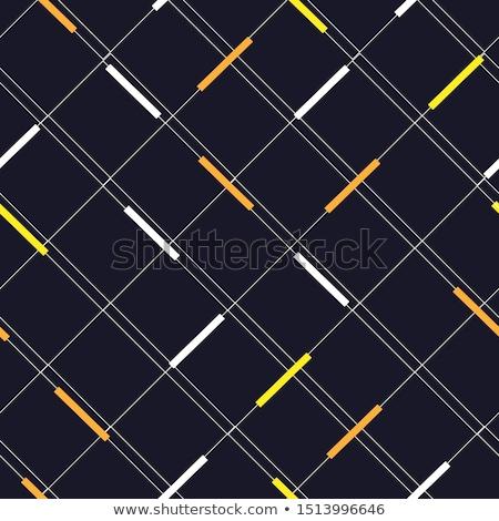 Oscuro monocromo color resumen geométrico Foto stock © TRIKONA