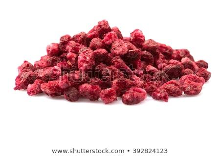 pile of organic dried pomegranate seeds stock photo © ziprashantzi