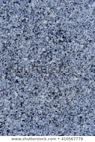 polygonal marble sheet slab in blue black Stock photo © Melvin07