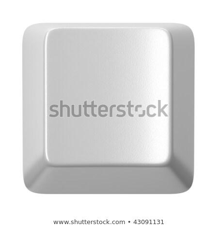 print closeup of keyboard 3d stock photo © tashatuvango
