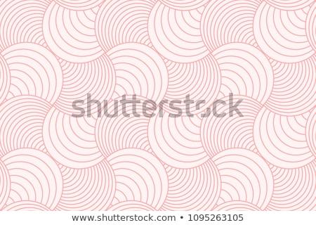Geometrica senza soluzione di continuità pattern griglia Foto d'archivio © ExpressVectors