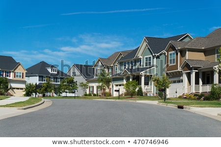 Residential Community Stock photo © Lightsource