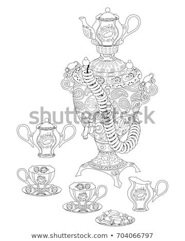 cookware tea Stock photo © jarp17