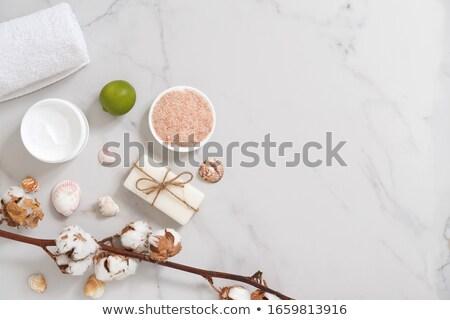 Himalayan Salt Soap Stock photo © Stocksnapper
