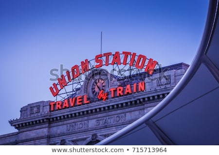 Union station Stock photo © ldambies