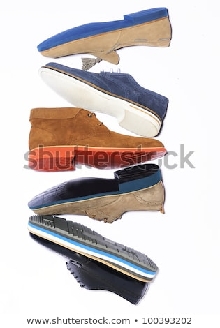 composite image of casual shoes stock photo © wavebreak_media