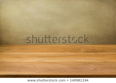 Perfect on wooden table Stock photo © fuzzbones0