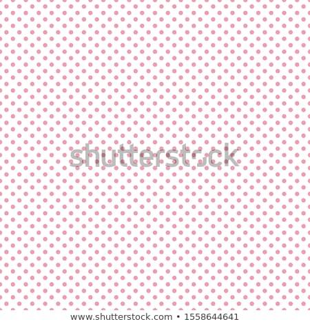 Sevimli turuncu beyaz lekeli renk duvar kağıdı Stok fotoğraf © SArts