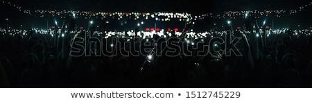молодые певицы Музыканты ночном клубе Сток-фото © wavebreak_media