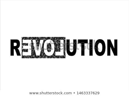 Leopárd forradalom stúdió portré szexi forró Stock fotó © Fisher