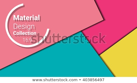 Abstract design vettore elementi grafica modello Foto d'archivio © Diamond-Graphics