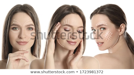 Beauty injection concept Stock photo © Anna_Om