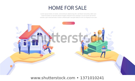 On-demand insurance concept vector illustration. Stock photo © RAStudio