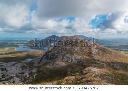 Landscape with mountains, Ireland Stock photo © borisb17