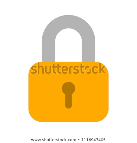 close padlock security protection symbol Stock photo © yupiramos