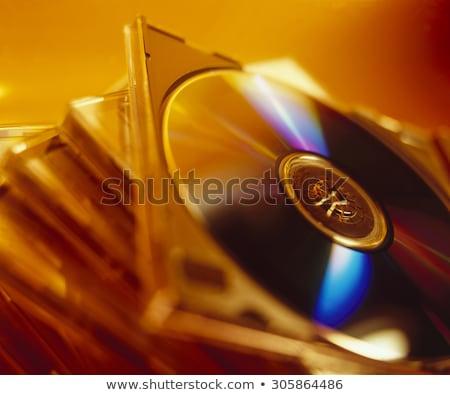Blank dvds Stock photo © leeser