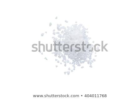 White salt Stock photo © pzaxe