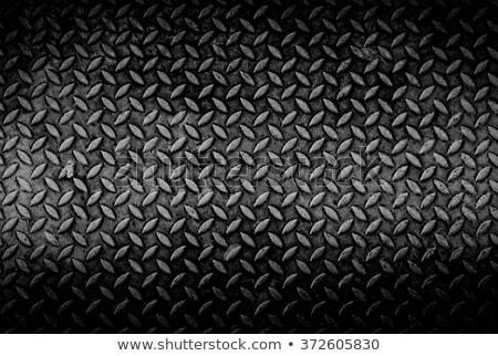 Grungy Diamond Plate Stock photo © jadthree