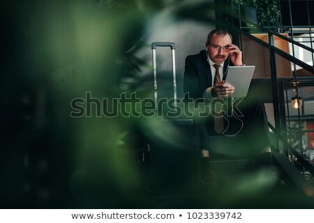 Portrait of a worried businessman Stock photo © photography33