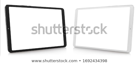 Two tablet computers Stock photo © IMaster