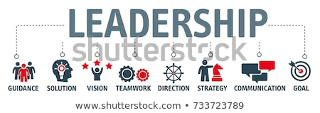 leadership guidance stock photo © lightsource