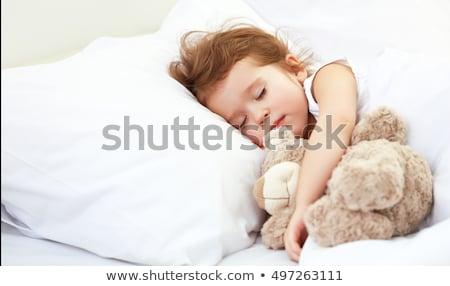 Pequeno travesseiro decorativo padrão moda quadro Foto stock © mycola