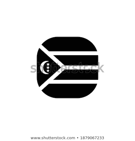 button as a symbol  COMOROS Stock photo © mayboro1964