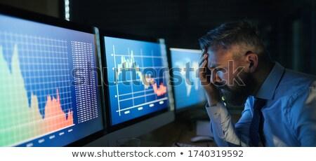 Financial Risk Stock photo © 3mc