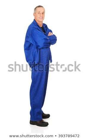 hombre · equipo · mujer · jóvenes · diverso · atractivo · mujer - foto stock © wavebreak_media