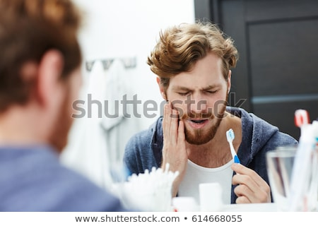 tooth pain stock photo © lightsource