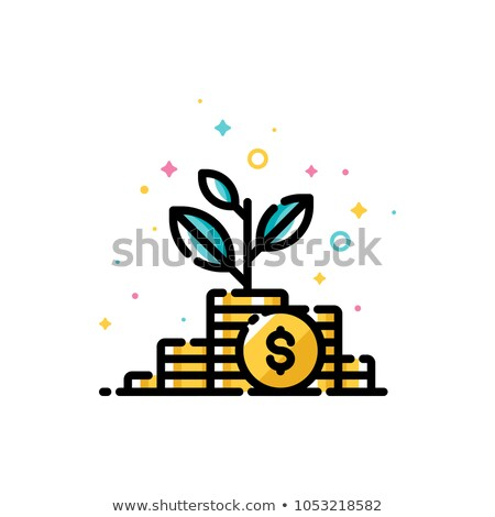 Make More Money Icon Business Concept Photo stock © ussr