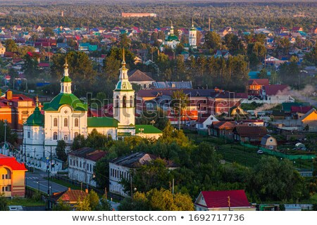 Church of Saint Michael Archangel. Tobolsk. Russia Stock photo © Aikon