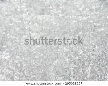 Galvanized steel texture Stock photo © paulfleet