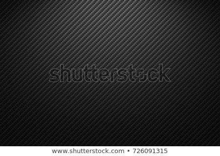 Carbono tecnología azul industria tejido industrial Foto stock © kayros
