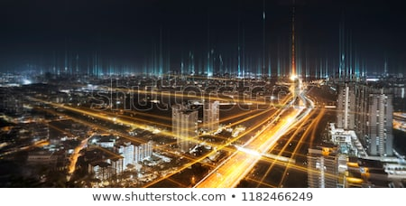 tech · digitale · abstract · internet - stockfoto © kentoh