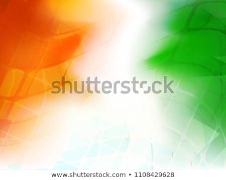 happy republic day 26th january shiny banner Stock photo © SArts
