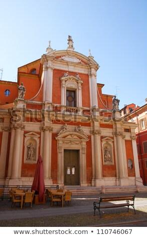 Chiesa di San Giorgio in Modena, Italy Stock photo © boggy