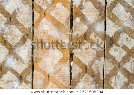 grid trace on dirty boards Stock photo © romvo