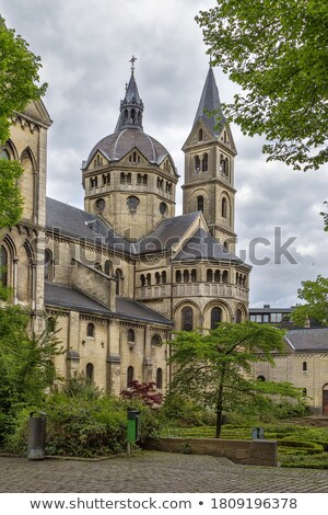 Munsterkerk, Roermond, Netherlands Stock photo © borisb17