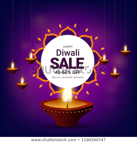 diwali mega sale and offer festival banner design Stock photo © SArts