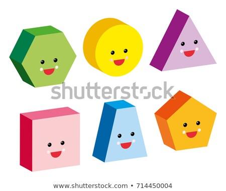 Szett ikonok boldog szomorú hangulat szavazás Stock fotó © ukasz_hampel