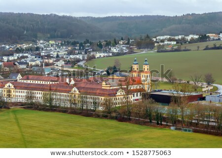 View of Monastery Rebdorf, Germany Stock photo © borisb17