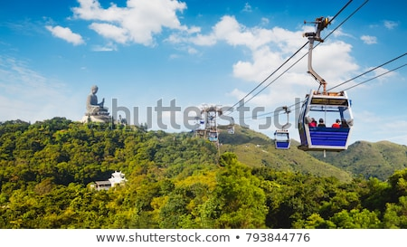 Giant Buddha in Hong Kong Stock photo © bloodua