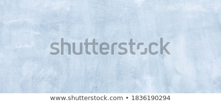 Blue and white grainy wall texture Stock photo © boggy